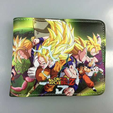 Dragon Ball Z Wallets Gift 6