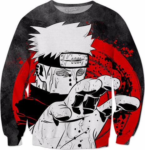 Naruto - Pain - All Over Print SweatShirt - RO01218AS