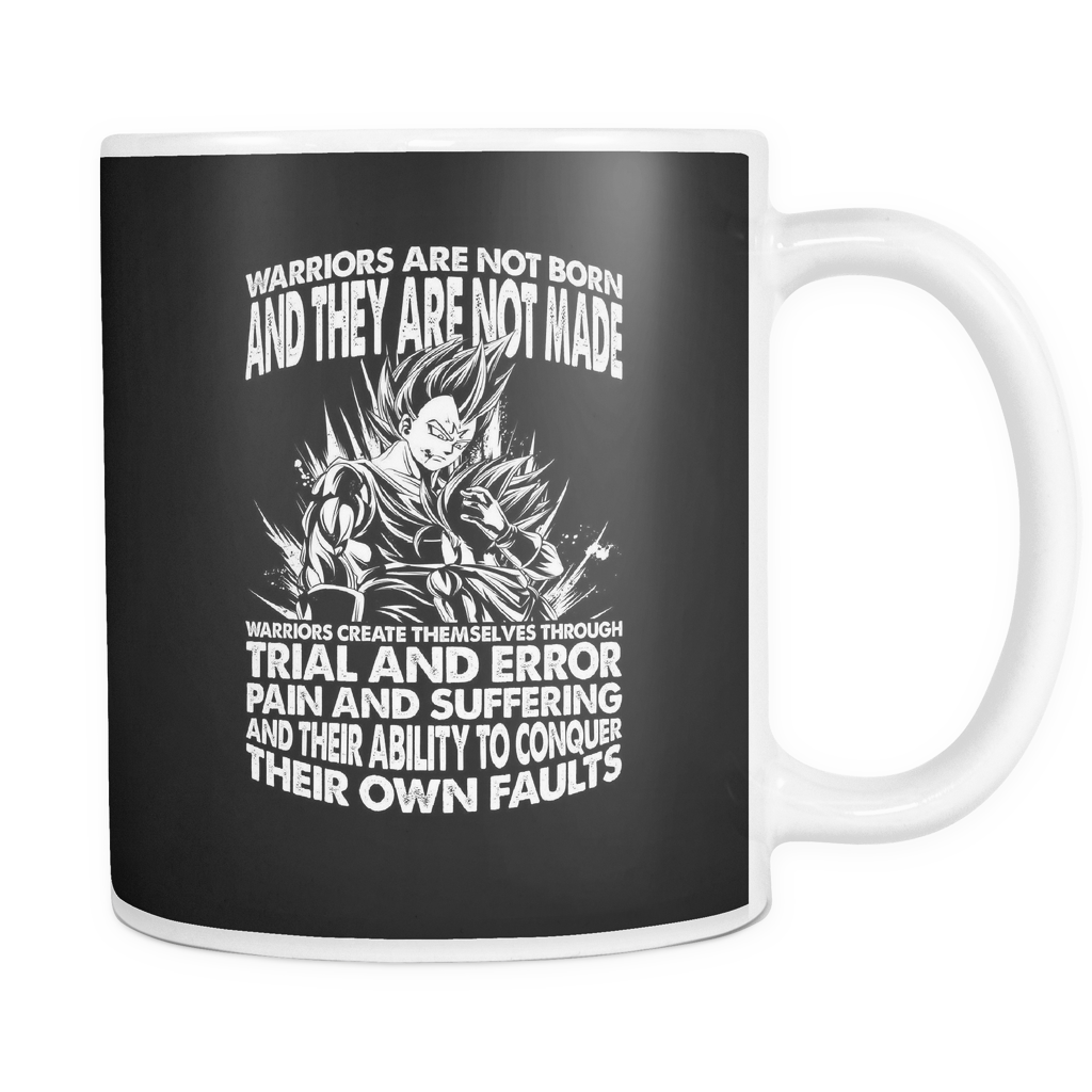 Super Saiyan Majin Vegeta and Trunks 11oz Coffee Mug - TL00219M1