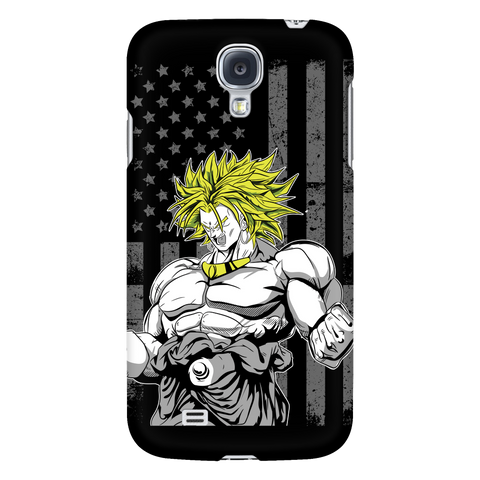 Super Saiyan - Legendary Saiyan - Android Phone Case - TL01186AD
