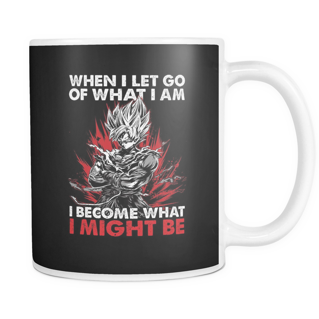 Super Saiyan Goku Instinct 11oz Coffee Mug - TL00039M1