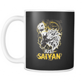 Super Saiyan Goku Dragon Fist 11oz Coffee Mug - TL00035M1