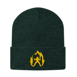Super Saiyan Vegeta Gold Symbol Snapback Beanie - PF00291BN - The Tshirt Collection - 2