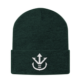 Super Saiyan Vegeta Crest Beanie White - PF00198BN - The Tshirt Collection - 2