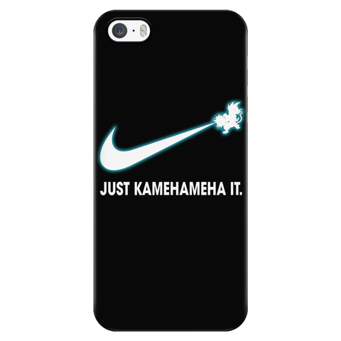 Super Saiyan - Just kameha it - Iphone Phone Case - TL01175PC