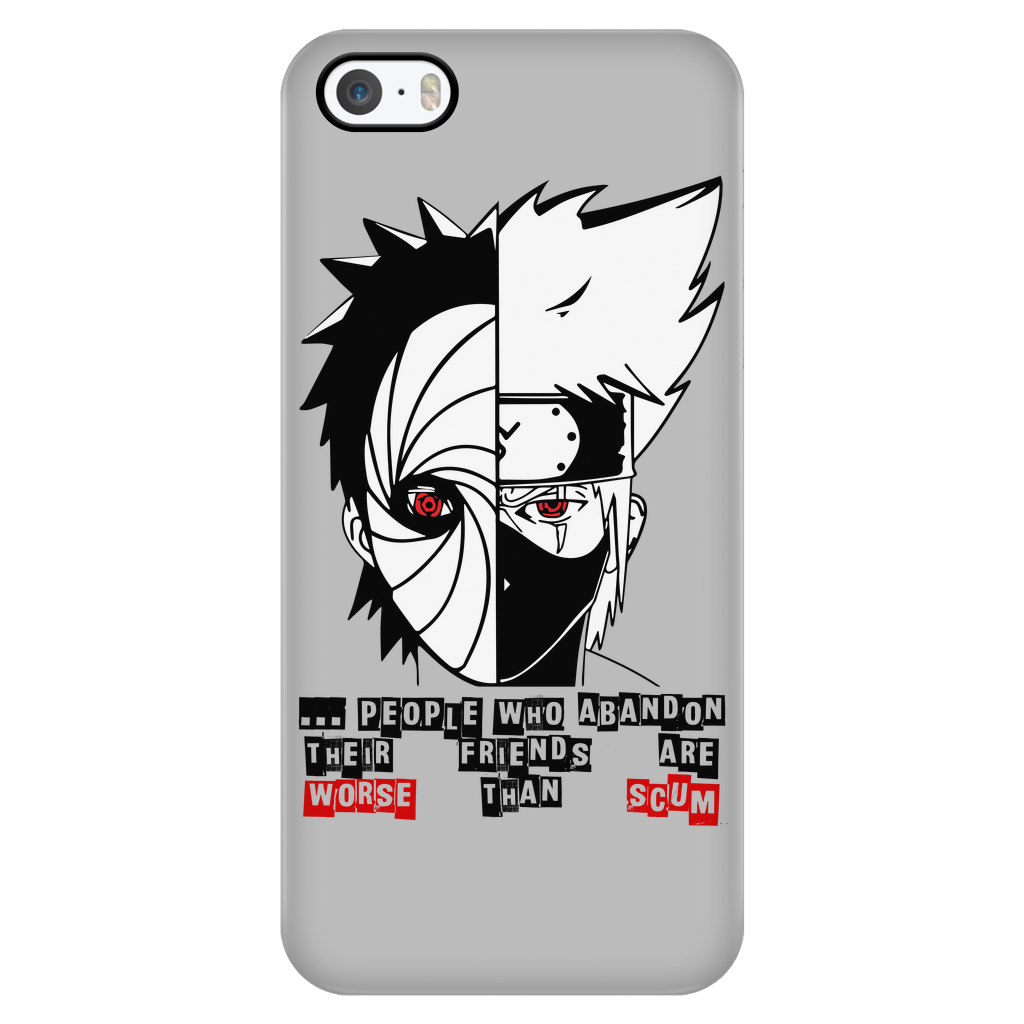 Naruto - Kakashi Obito - Iphone Phone Case - TL01207PC