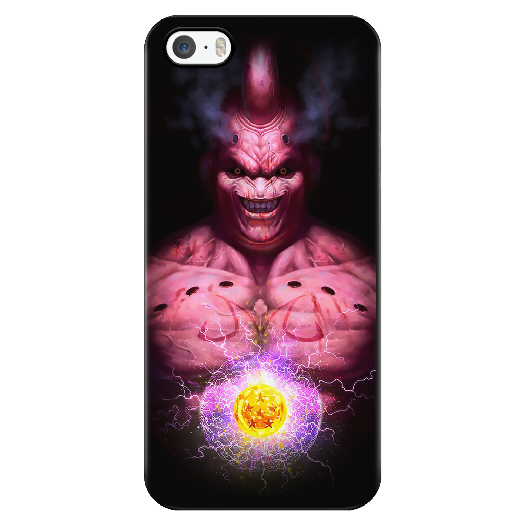 Super Saiyan Buu iPhone 5, 5s, 6, 6s, 6 plus, 6s plus phone case - TL00275PC