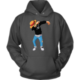 One Piece - Luffy Dab -Unisex Hoodie - TL01670SS