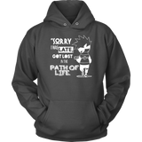 Naruto - SORRY, I WAS LATE - Unisex Hoodie T Shirt - TL02000HO