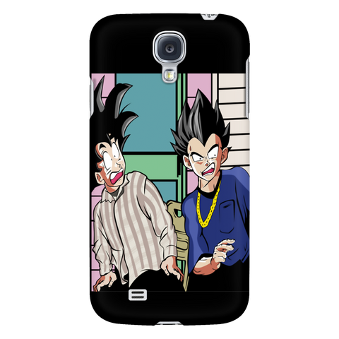 Super Saiyan - Goku and Vegeta Dab - Android Phone Case - TL01124AD