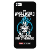 Super Saiyan Vegeta God Fair Otherwise Iphone Case - TL00541PC