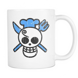 One Piece - Sanji symbol - 11oz Coffee Mug - TL00900M1