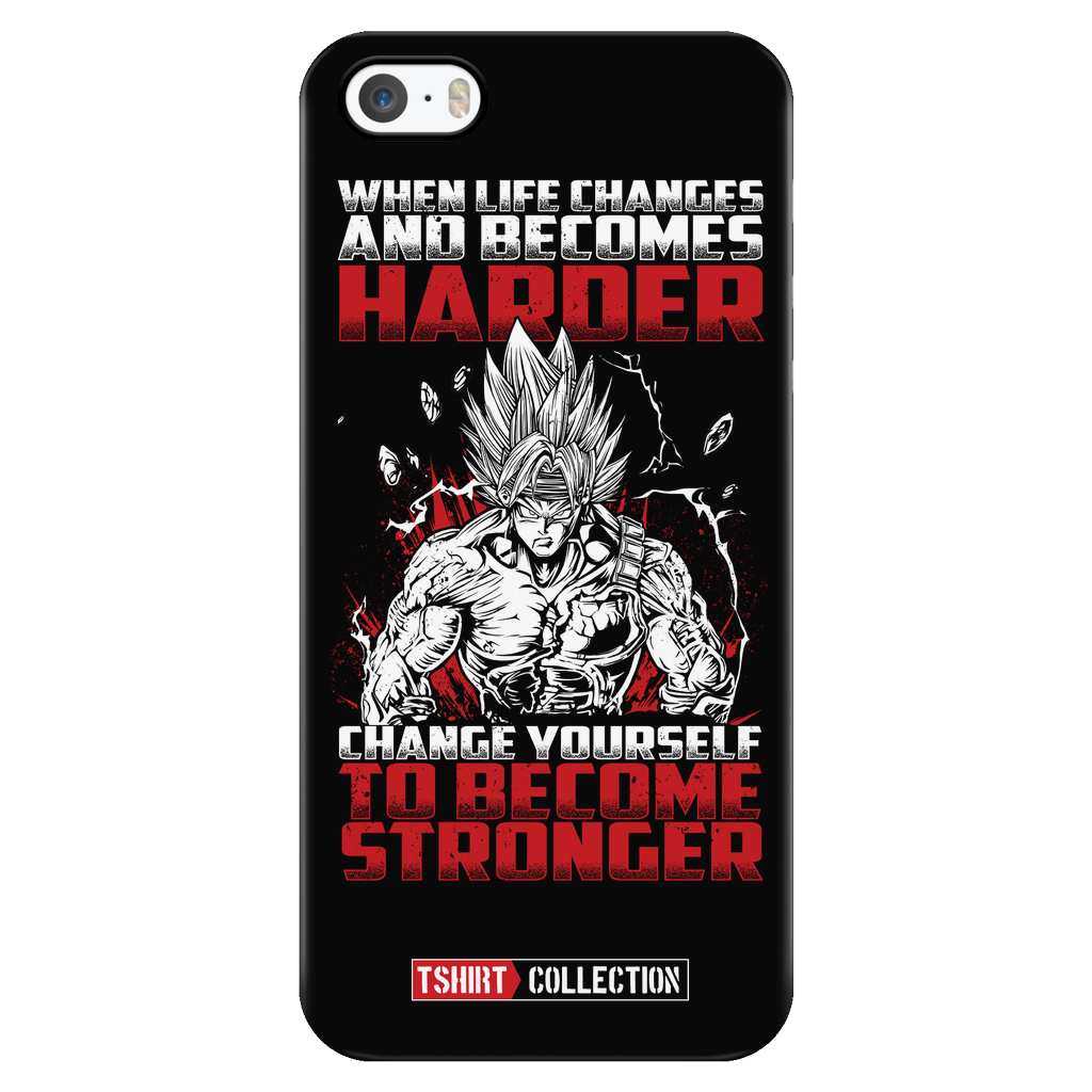 Super Saiyan Bardock become stronger Iphone Case - TL00474PC