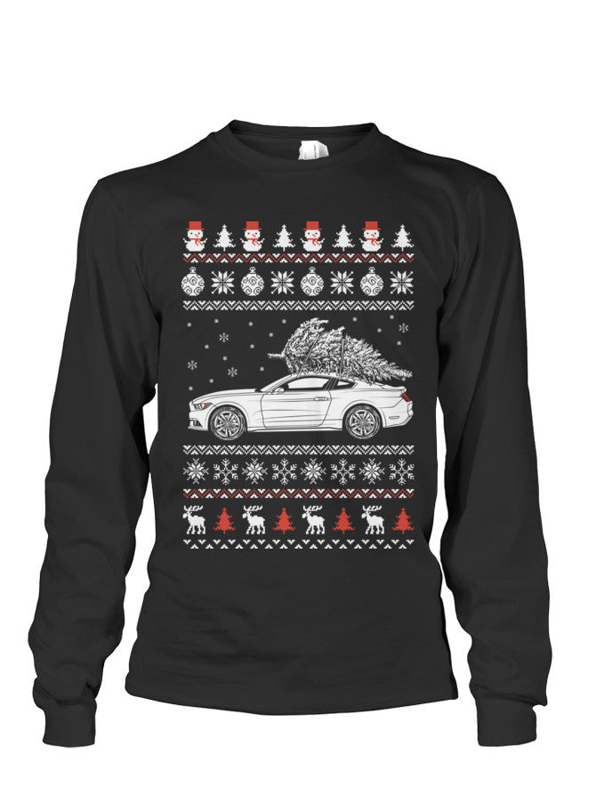 Christmas Long Sleeve- Bring Christmas Home -Unisex  Long  Sleeve - The TShirt Collection