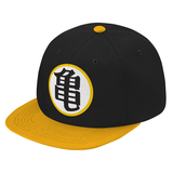 Super Saiyan Kame Symbol Snapback - PF00185SB - The Tshirt Collection - 8