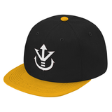 Super Saiyan White Vegeta Crest Snapback - PF00190SB - The Tshirt Collection - 8