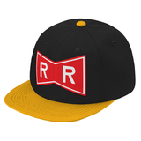 Super Saiyan Red Ribbon Symbol Snapback - PF00187SB - The Tshirt Collection - 7