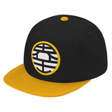 Super Saiyan Goku King Kai Symbol Snapback - PF00181SB - The Tshirt Collection - 8