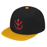 Super Saiyan Red Vegeta Crest Snapback - PF00188SB - The Tshirt Collection - 8