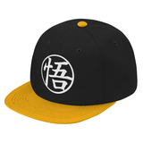 Super Saiyan Goku White Symbol Snapback - PF00183SB - The Tshirt Collection - 7