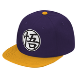 Super Saiyan Goku Symbol Black and White Snapback - PF00182SB - The Tshirt Collection - 9