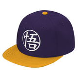 Super Saiyan Goku White Symbol Snapback - PF00183SB - The Tshirt Collection - 8
