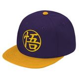 Super Saiyan Goku Golden Symbol Snapback - PF00180SB - The Tshirt Collection - 9