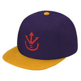 Super Saiyan Red Vegeta Crest Snapback - PF00188SB - The Tshirt Collection - 9