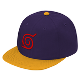 Naruto Village Leaf Snapback - PF00284SB - The Tshirt Collection - 8