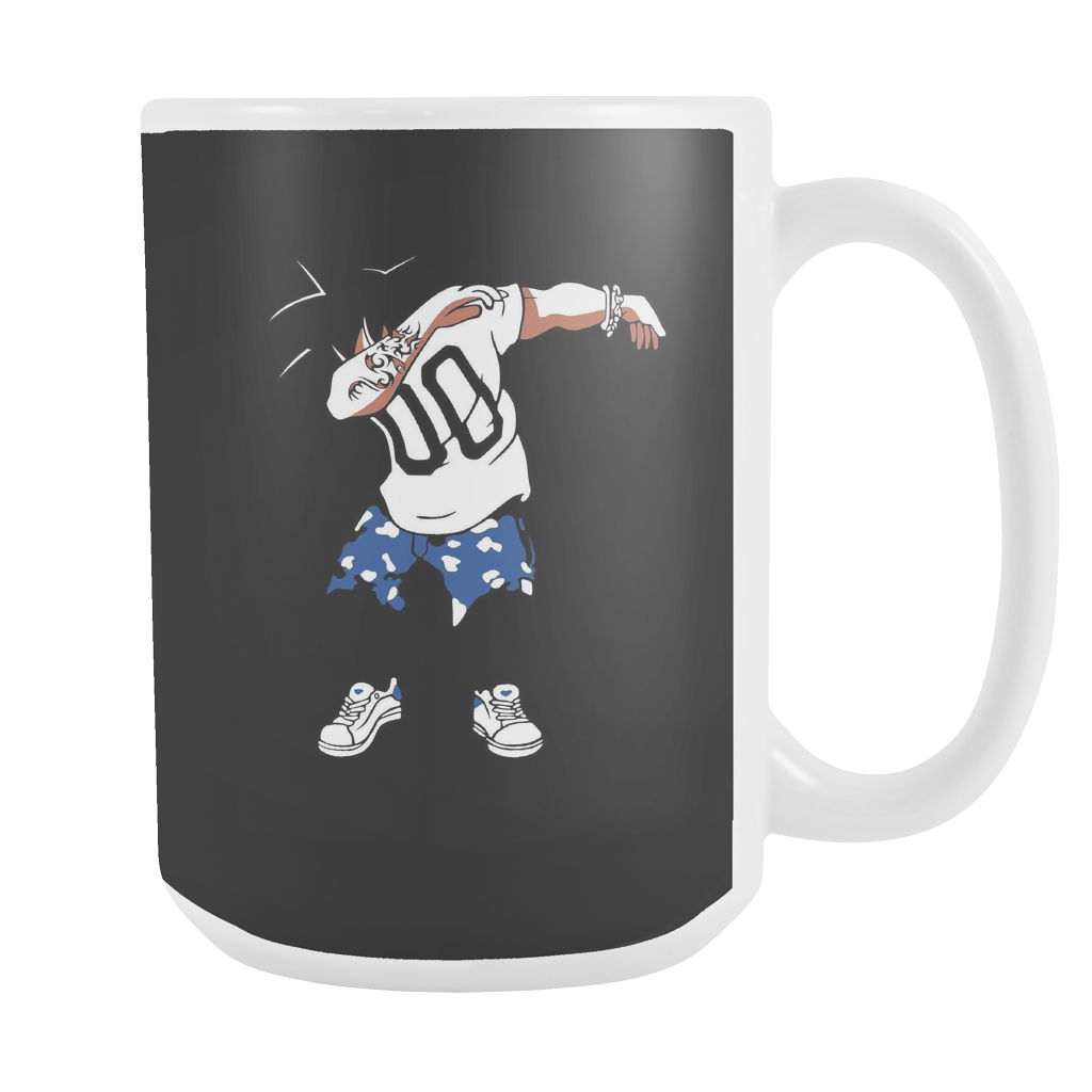 Super Saiyan Goku DAB Dance 15oz Coffee Mug - TL00234M5