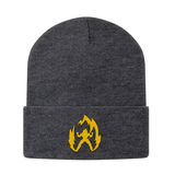 Super Saiyan Vegeta Gold Symbol Snapback Beanie - PF00291BN - The Tshirt Collection - 3