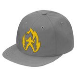 Super Saiyan Vegeta Gold Symbol Snapback - PF00291SB - The Tshirt Collection - 10