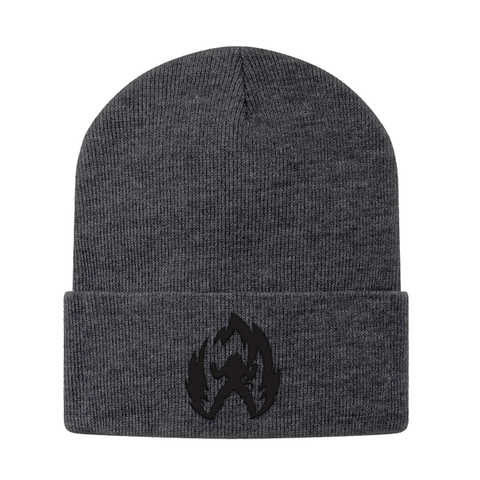 Super Saiyan Vegeta Black Symbol Beanie - PF00311BN - The Tshirt Collection - 1