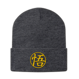 Super Saiyan Goku Golden Symbol Snapback - PF00180BN - The Tshirt Collection - 3