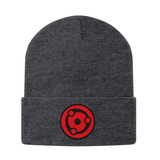 Naruto Madara Eye Symbol Beanie - PF00307BN - The TShirt Collection