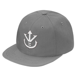 Super Saiyan White Vegeta Crest Snapback - PF00190SB - The Tshirt Collection - 10