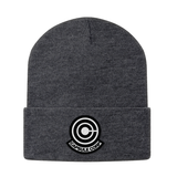 Super Saiyan Trunks Capsule Corp Symbol Beanie - PF00194BN - The Tshirt Collection - 2