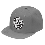 Super Saiyan Goku Symbol Black and White Snapback - PF00182SB - The Tshirt Collection - 10