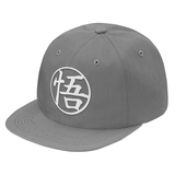Super Saiyan Goku White Symbol Snapback - PF00183SB - The Tshirt Collection - 9