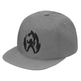 Super Saiyan Vegeta Black Symbol Snapback - PF00311SB - The Tshirt Collection - 7