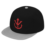 Super Saiyan Red Vegeta Crest Snapback - PF00188SB - The Tshirt Collection - 11