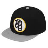 Super Saiyan Kame Symbol Snapback - PF00185SB - The Tshirt Collection - 11