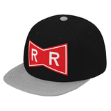 Super Saiyan Red Ribbon Symbol Snapback - PF00187SB - The Tshirt Collection - 10
