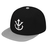 Super Saiyan White Vegeta Crest Snapback - PF00190SB - The Tshirt Collection - 11