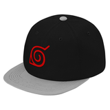 Naruto Village Leaf Snapback - PF00284SB - The Tshirt Collection - 10
