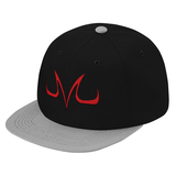 Super Saiyan Majin Vegeta Symbol Snapback - PF00186SB - The Tshirt Collection - 11