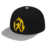Super Saiyan Vegeta Gold Symbol Snapback - PF00291SB - The Tshirt Collection - 11