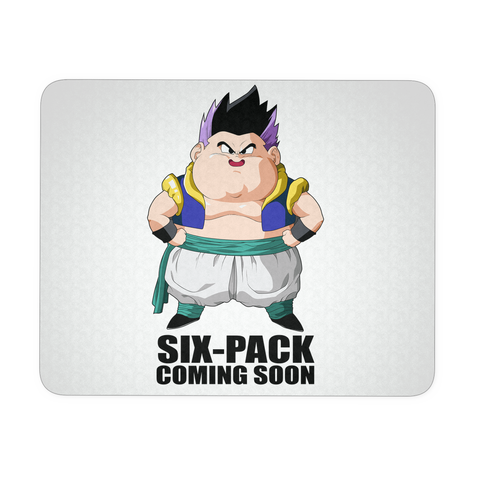 Super Saiyan - Gotenks Six Pack coming soon - mouse pad - TL00877MP