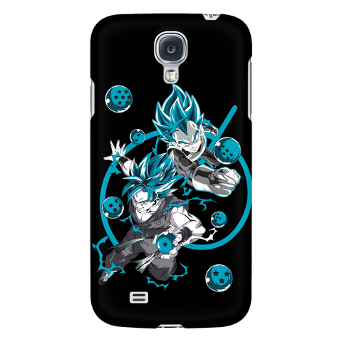 Super Saiyan - SUPER SAIYAN BLUE - Android Phone Case - TL01176AD