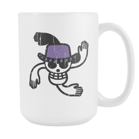 One Piece - Robin symbol - 15oz Coffee Mug - TL00906M5